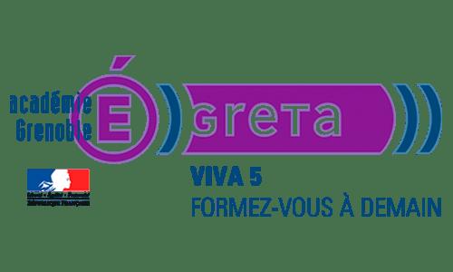 Logo et lien GRETA Vivarais Provence