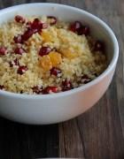 Galettes végétales de riz, lentilles et potimarron {sans gluten, vegan}