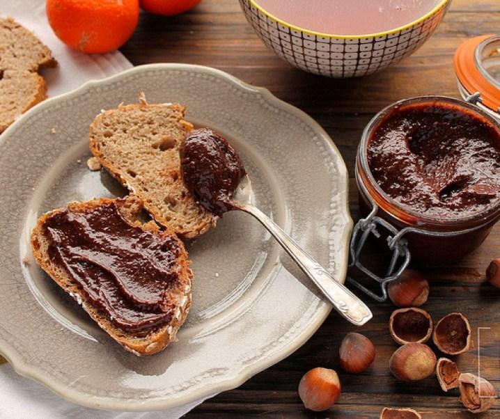 Spread chocolade-hazelnoot {Vegan}