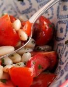 Pommes de terre et carottes rôties au four
