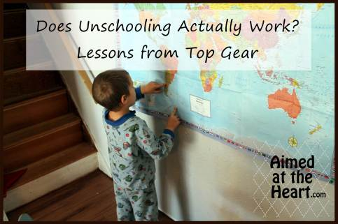 Does Unschooling Actually Work? Lessons from Top Gear