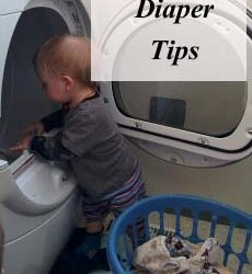 Cloth Diaper Tips