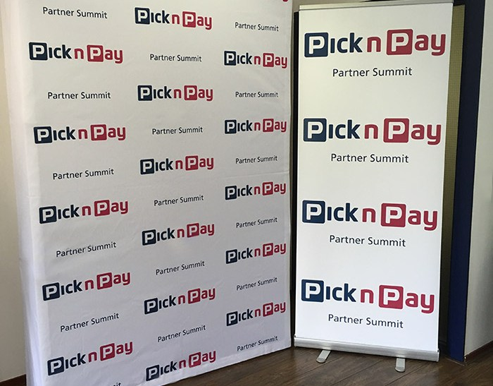 signing Pick N Pay event DMC Amsterdam