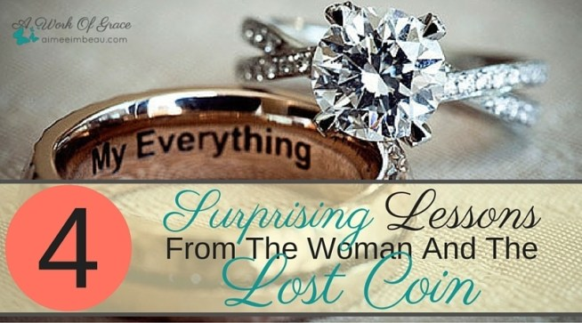Do you value your marriage? Do you understand just how much your wedding vows are cherished by God? Do you understand how heart-broken He is when there is turmoil within our marriages? 3 Lessons From The Woman And The Lost Coin.