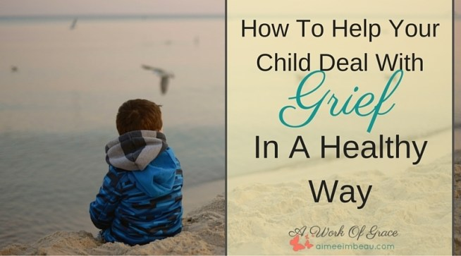 Helping your child through the grieving process can be very challenging and overwhelming. Not a simple task for any loving parent. Here is how I helped my son deal with his grief in a healthy way. How To Help Your Child Deal With Grief In A Healthy Way.