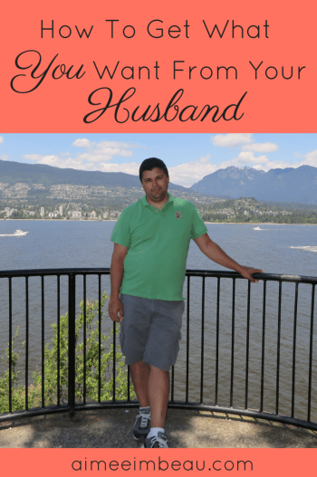 Are you looking for a fail proof way to get what you want from you man? Look no further than this post! How to get what you want from your husband. For Christian marriage.