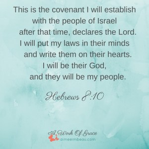 hebrews 8 10
