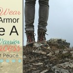 How To Wear Your Armor Like A Warrior Princess: Your Shoes