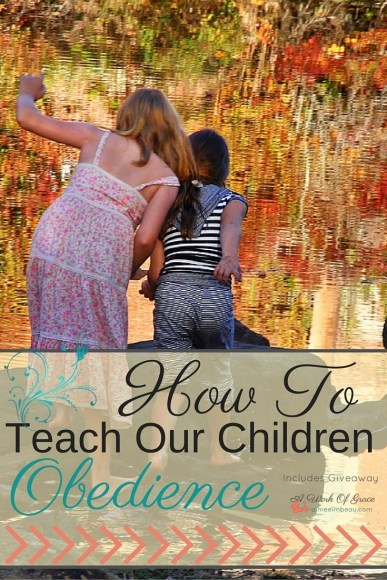 Are you tired of trying to get your kids to obey? Training our children to make right choices is exhausting. We wonder if they will ever get it. In this post, I provide a few tips to help teach obedience to your children.