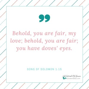 Song of Solomon 1 15
