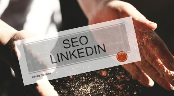 EO for LinkedIn by aimee jurenka