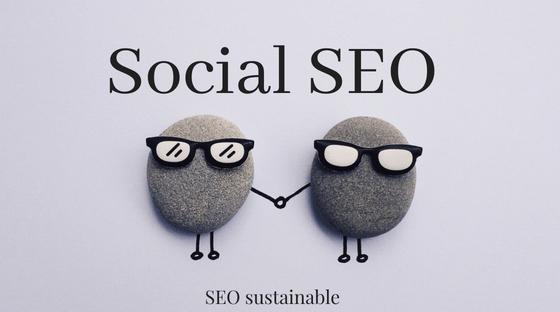 SEO sustainable - aimee jurenka - social seo