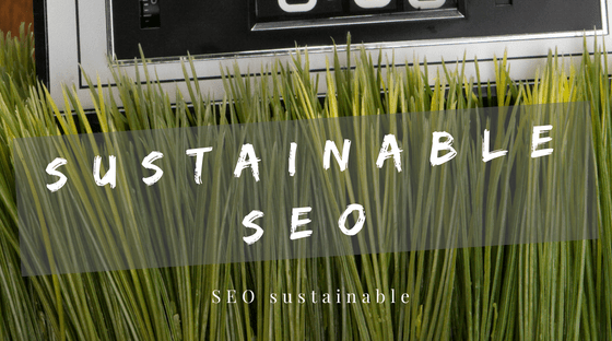 SEO sustainable - aimee jurenka - my seo