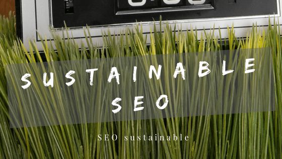sustainable SEO - aimee jurenka