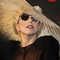 Lady Gaga smokes weed at Amsterdam concert