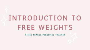 Intro To Free Weights
