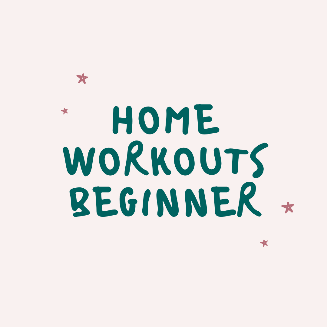 Home Workouts for busy women