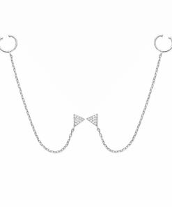 boucles d'oreilles aimee private collection rock bijoux