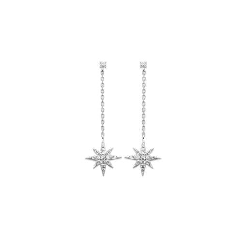 boucles d'oreilles night Aimee private collection bijoux