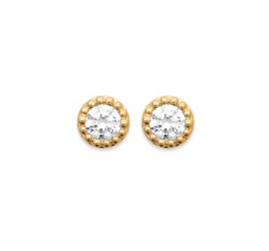 boucles d'oreilles Sandy aimee private collection bijoux