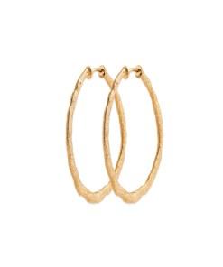 boucles d'oreilles créoles Amanda aimee private collection bijoux paris