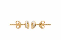 bijoux aimée private collection or mode plaque or