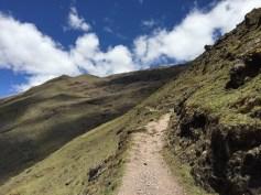 Along the Lares Trek
