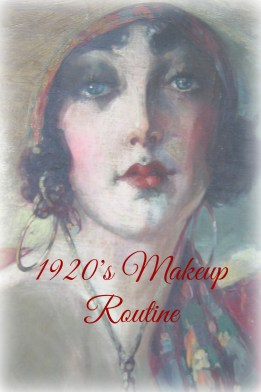 may makeup routine