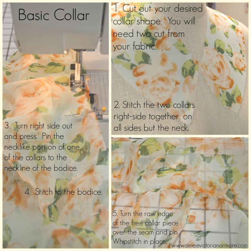 Basic collar tutorial