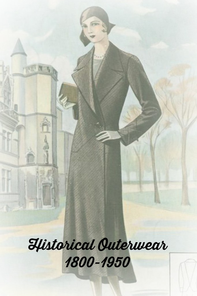 historical outerwear cover