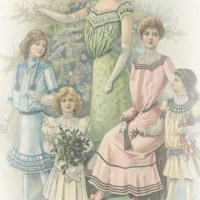 Christmas Outfits through the Decades