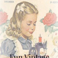 Fun Vintage Sewing Projects