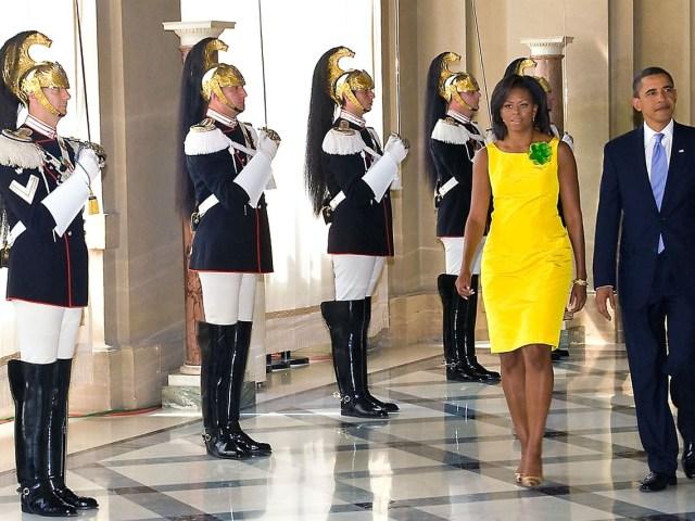 Michelle Obama annonce la création de Global Girls Alliance  aimepingi Obama Quirinale