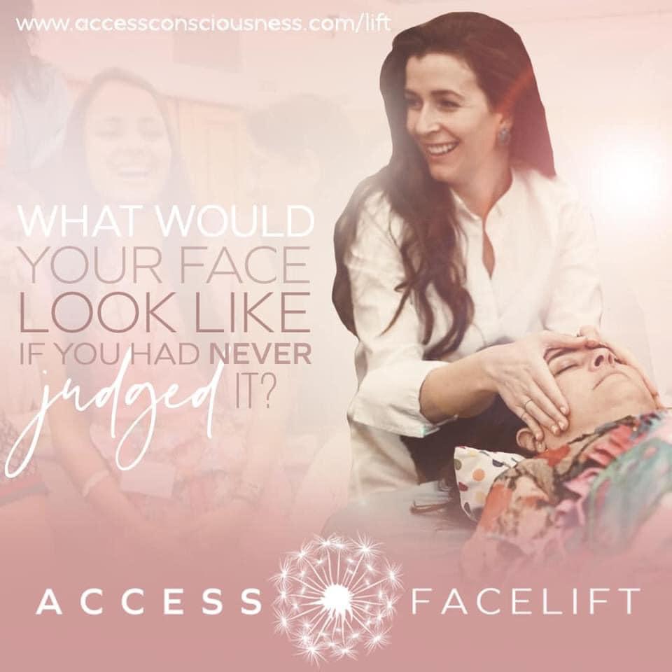 Pop Lifting facial énertique