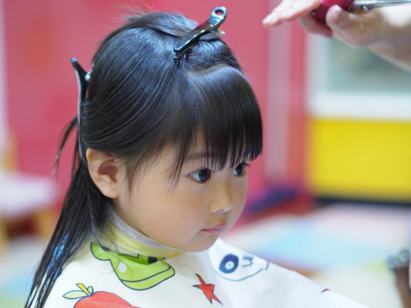 富田林でお子様カット(キッズカット)をやってる美容室エメールヘア 子供の日特別企画♪