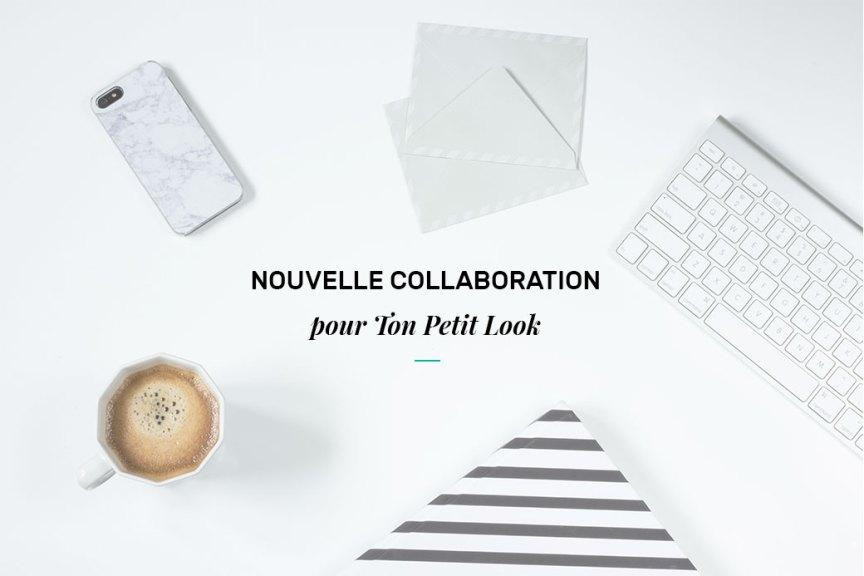 Nouvelle collabo Ton Petit Look - Aime ta marque