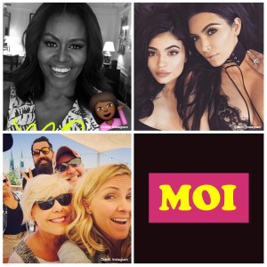 Michelle Obama, Véro, Kim Kardashian, même combat
