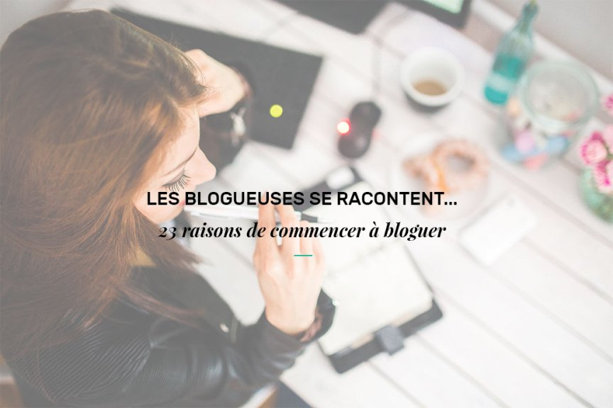 Les blogueuses se racontent - Aime ta marque