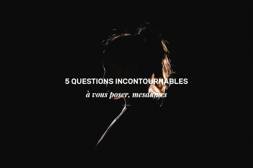 Journée internationale des femmes - 5 questions pour vous