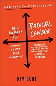Radical Candor de Kim Scott