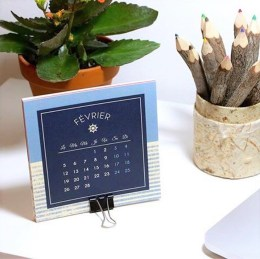 Calendrier Mayline Confection