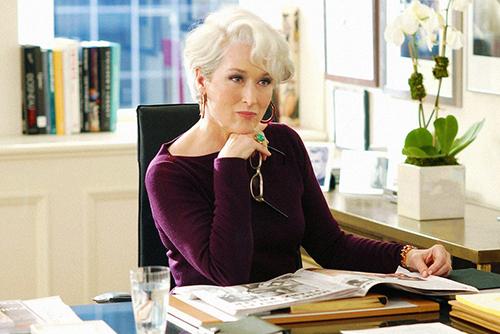 L'ambition au féminin n'a pas à prendre le visage de Miranda dans The Devil Wears Prada