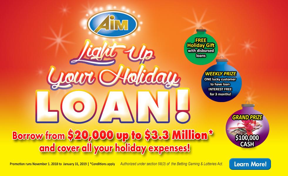 Aim Financial Corporation Jamaica Personal Loans Car
