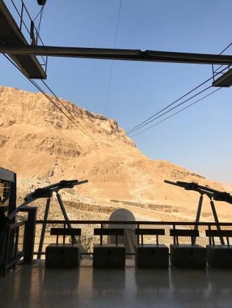 Gondola to Masada