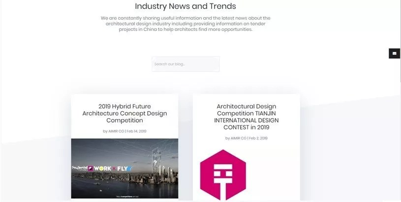 AIMIR CG Has Published Its Industry News and Trends Page