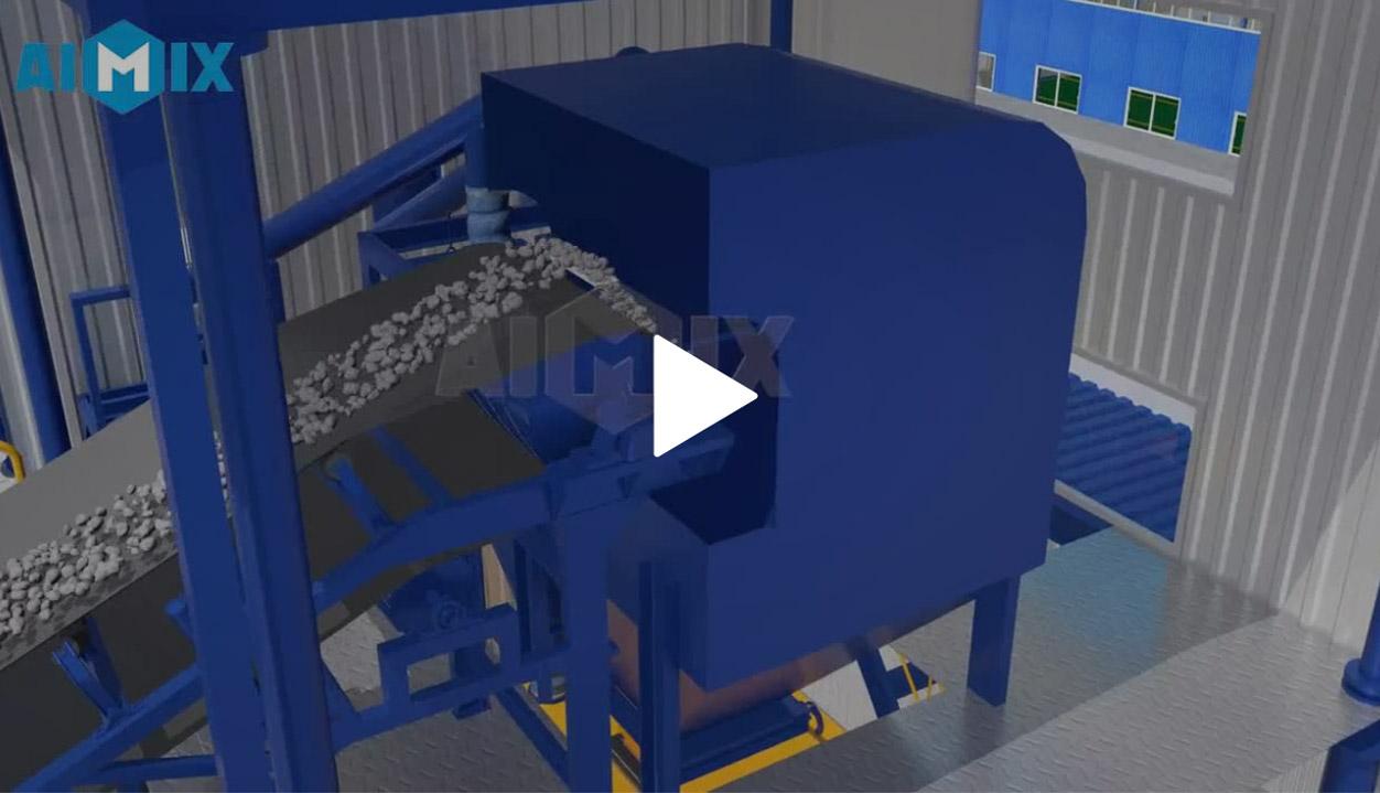 How Does A Concrete Batch Plant Work?