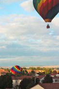 The Albuquerque International Balloon Fiesta