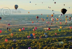 Travel Photography: The Albuquerque International Balloon Fiesta