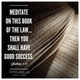 Bible, Josua, Bible Study, Old Testament, success, inspiration