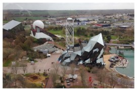 Vew from the Gyrotower